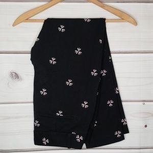LOFT Marisa Skinny Crop Pants Size 6